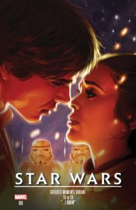 Star Wars #68 (Kaare Andrews Greatest Moments Variant Cover) (10.07.2019)