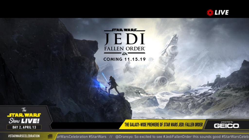Plakat zu Jedi: Fallen OrderPlakat zu Jedi: Fallen Order