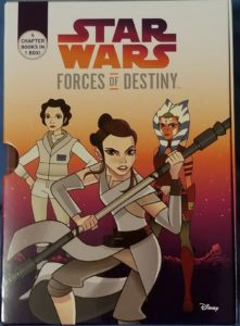 Forces of Destiny Chapter Book Collection (Januar 2019)