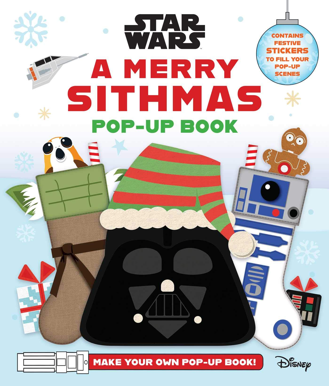 A Merry Sithmas Pop-Up Book (15.10.2019)
