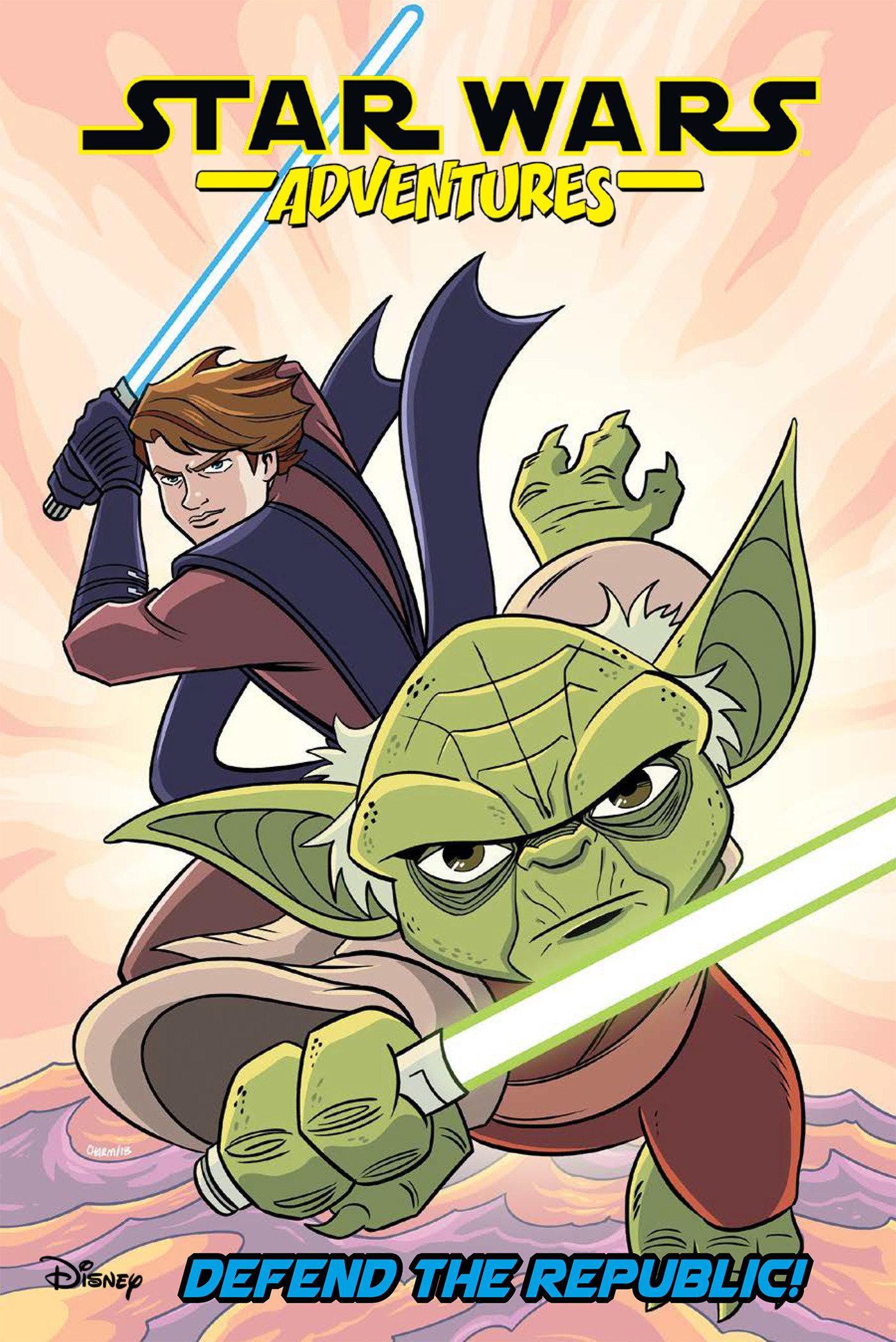 Star Wars Adventures Volume 8: Defend the Republic! (18.02.2020)