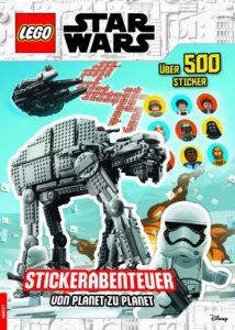 LEGO Star Wars: Stickerabenteuer – von Planet zu Planet (12.07.2019)