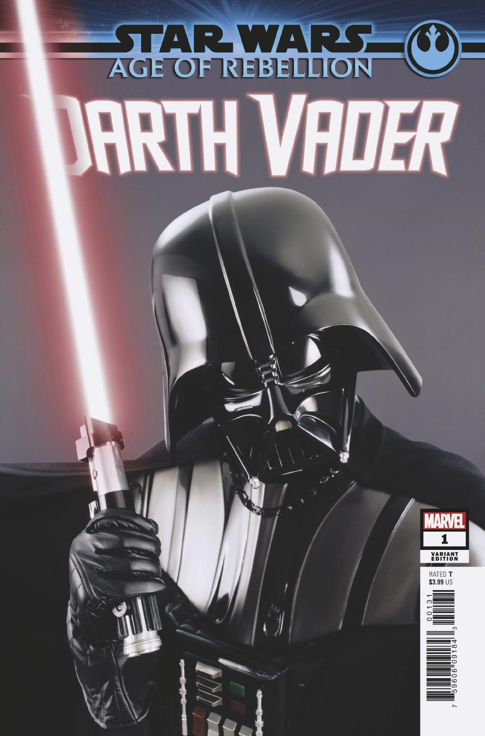 Age of Rebellion: Darth Vader #1 (Movie Variant Cover) (26.06.2019)
