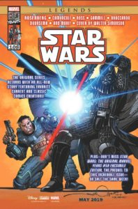 Star Wars #108 (Anzeige in Age of Rebellion: Han Solo #1)