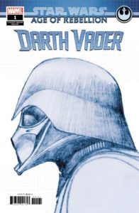 Age of Rebellion: Darth Vader #1 (Ralph McQuarrie Concept Design Variant Cover) (26.06.2019)