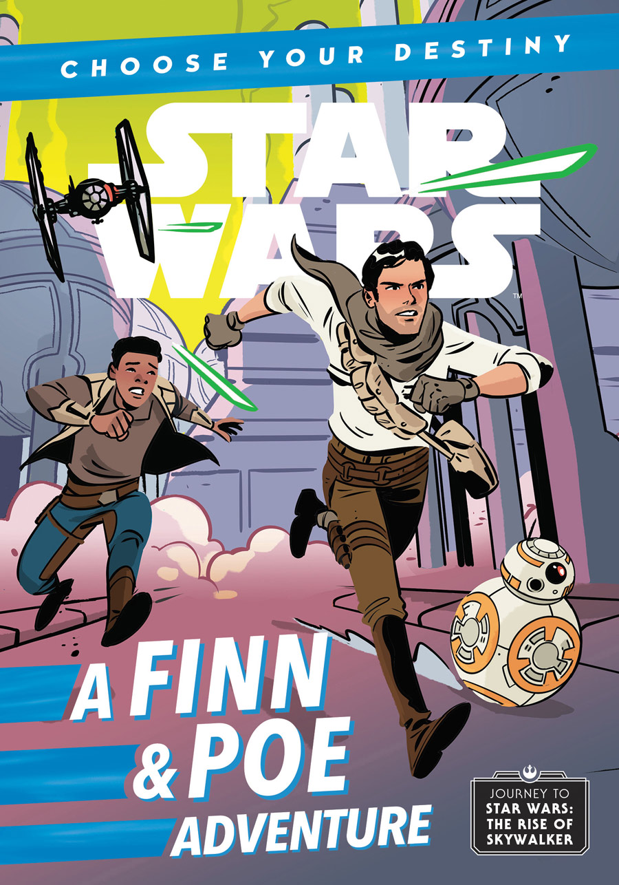 Choose Your Destiny: A Finn & Poe Adventure (04.10.2019)