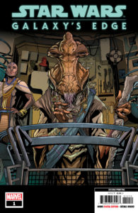 Galaxy's Edge #1 (2nd Printing) (05.06.2019)