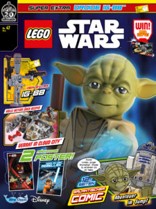 LEGO Star Wars Magazin #47 (27.04.2019)