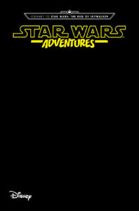 Journey to Star Wars: The Rise of Skywalker: Star Wars Adventures (Herbst 2019)