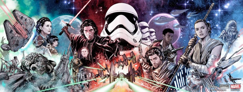 Journey to Star Wars: The Rise of Skywalker: Allegiance (Oktober 2019)