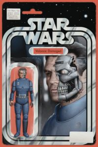 Star Wars #108 (Action Figure Variant Cover) (29.05.2019)