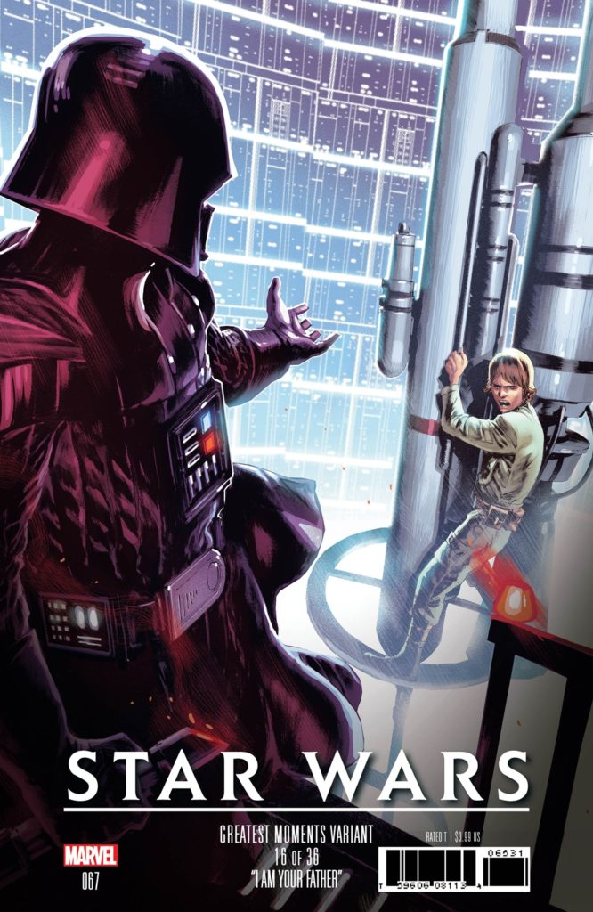 Star Wars #67 (Rafael Pinto Albuquerque Greatest Moments Variant Cover 16 of 36) (19.06.2019)