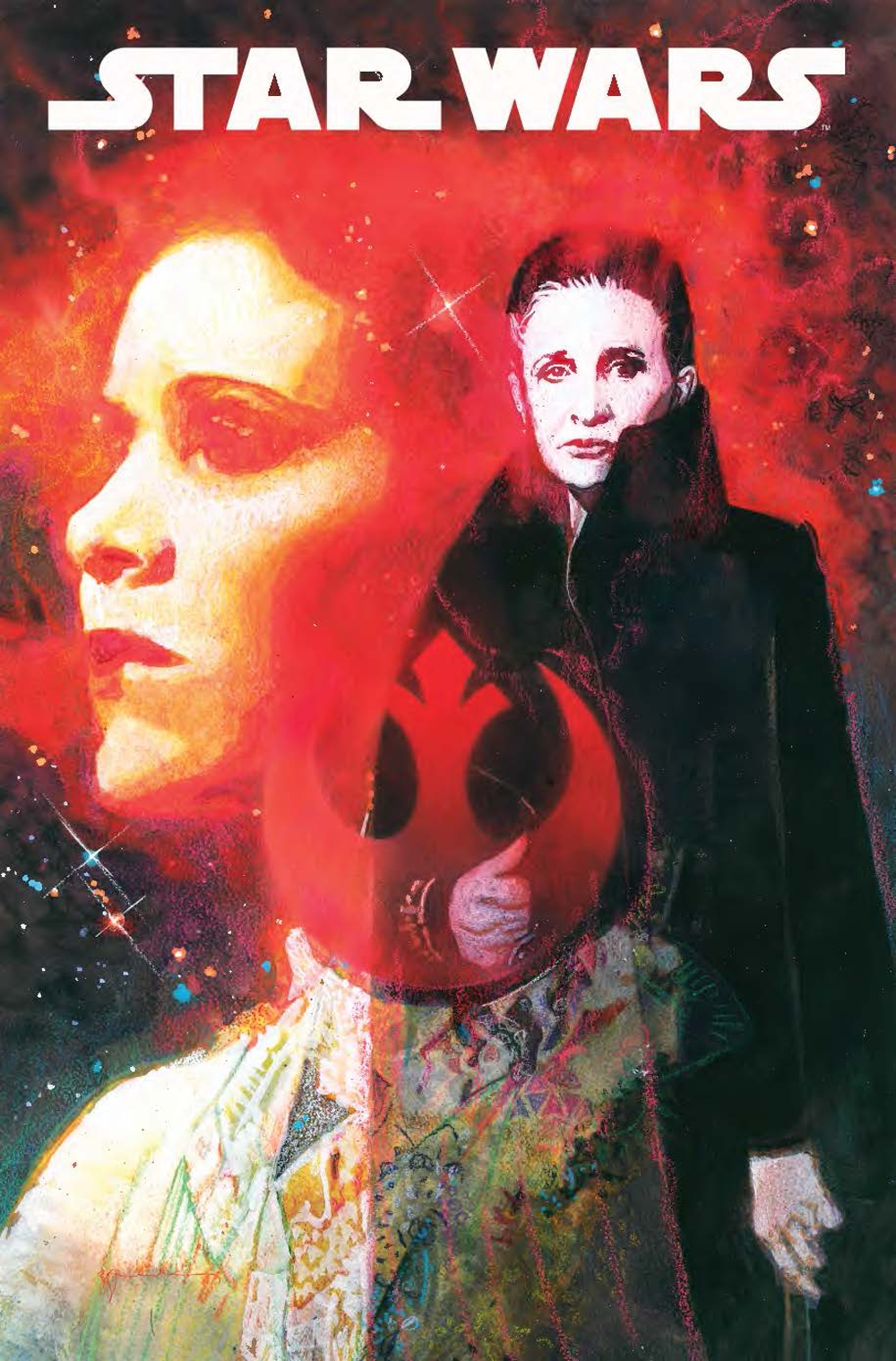 Star Wars #67 (Bill Sienkiewicz Variant Cover) (19.06.2019)