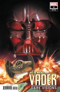 Vader: Dark Visions #4 (Ricardo Federici Variant Cover) (29.05.2019)