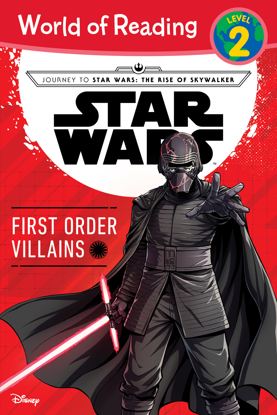 First Order Villains (World of Reading Level 2) (04.10.2019)