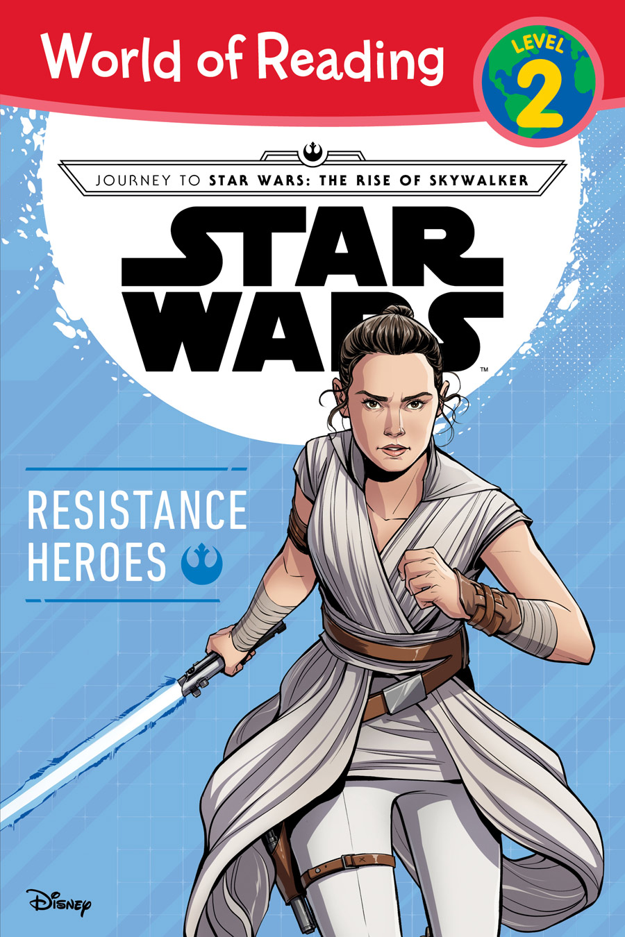 We are the Resistance (World of Reading Level 2) (04.10.2019)