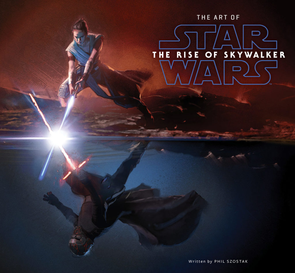 The Art of Star Wars: The Rise of Skywalker (20.12.2019)