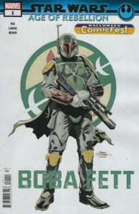 Age of Rebellion: Boba Fett #1 (Halloween ComicFest 2019) (26.10.2019)
