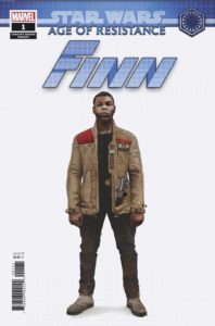 Age of Resistance: Finn #1 (Glyn Dillon Concept Design Variant Cover) (17.07.2019)