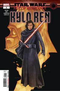Age of Resistance: Kylo Ren #1 (25.09.2019)