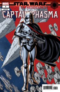 Age of Resistance: Captain Phasma #1 (Mike McKone Puzzle Piece Variant Cover 20 of 27) (10.07.2019)