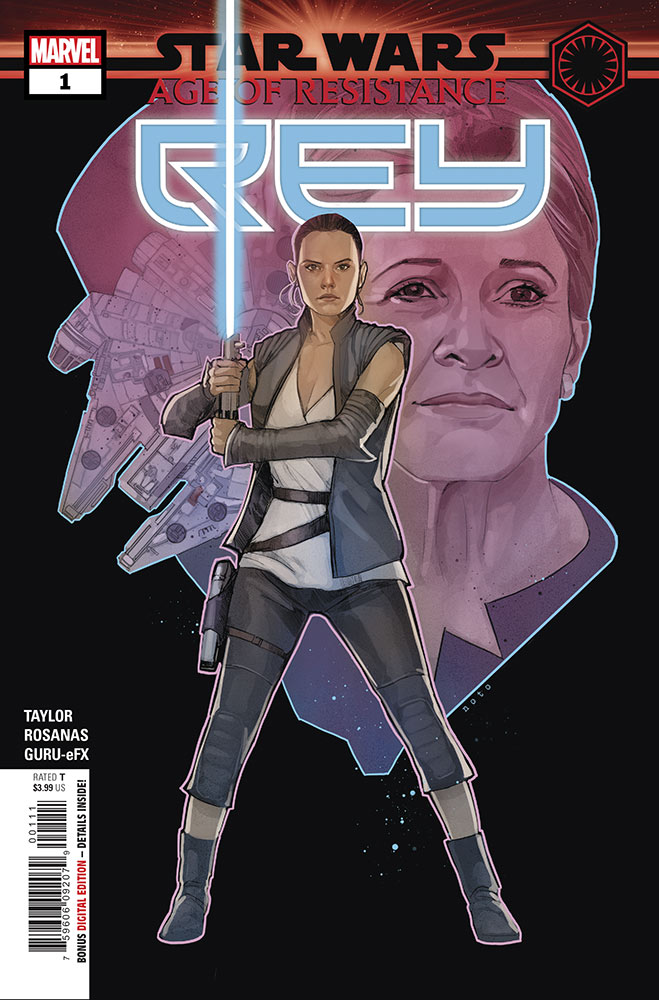 Age of Resistance: Rey #1 (18.09.2019)