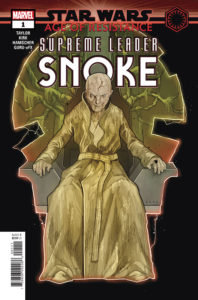 Age of Resistance: Supreme Leader Snoke #1 (11.09.2019)
