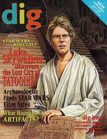 The Lost City of Tatooine (Juli 1999)