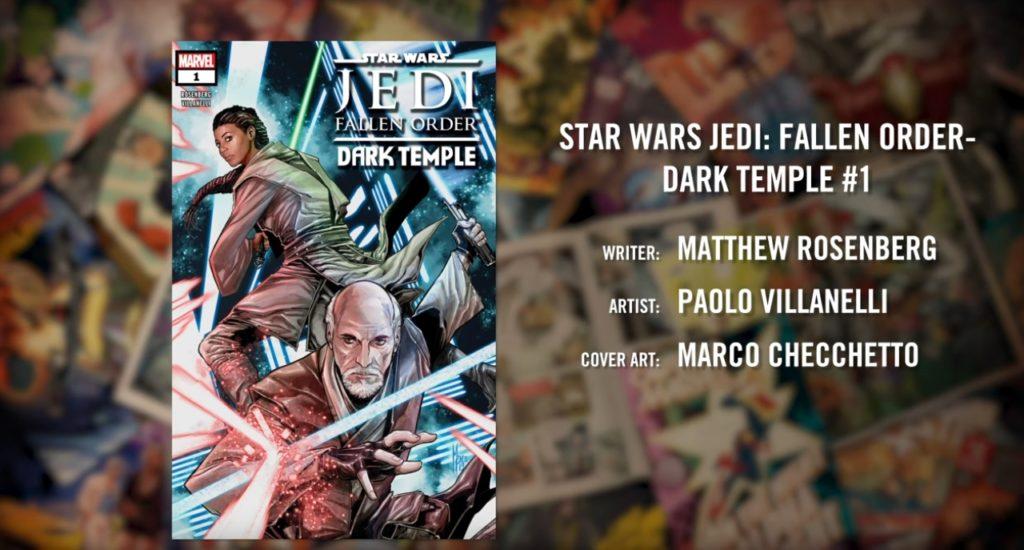 <em>Jedi: Fallen Order: Dark Temple</em> #1