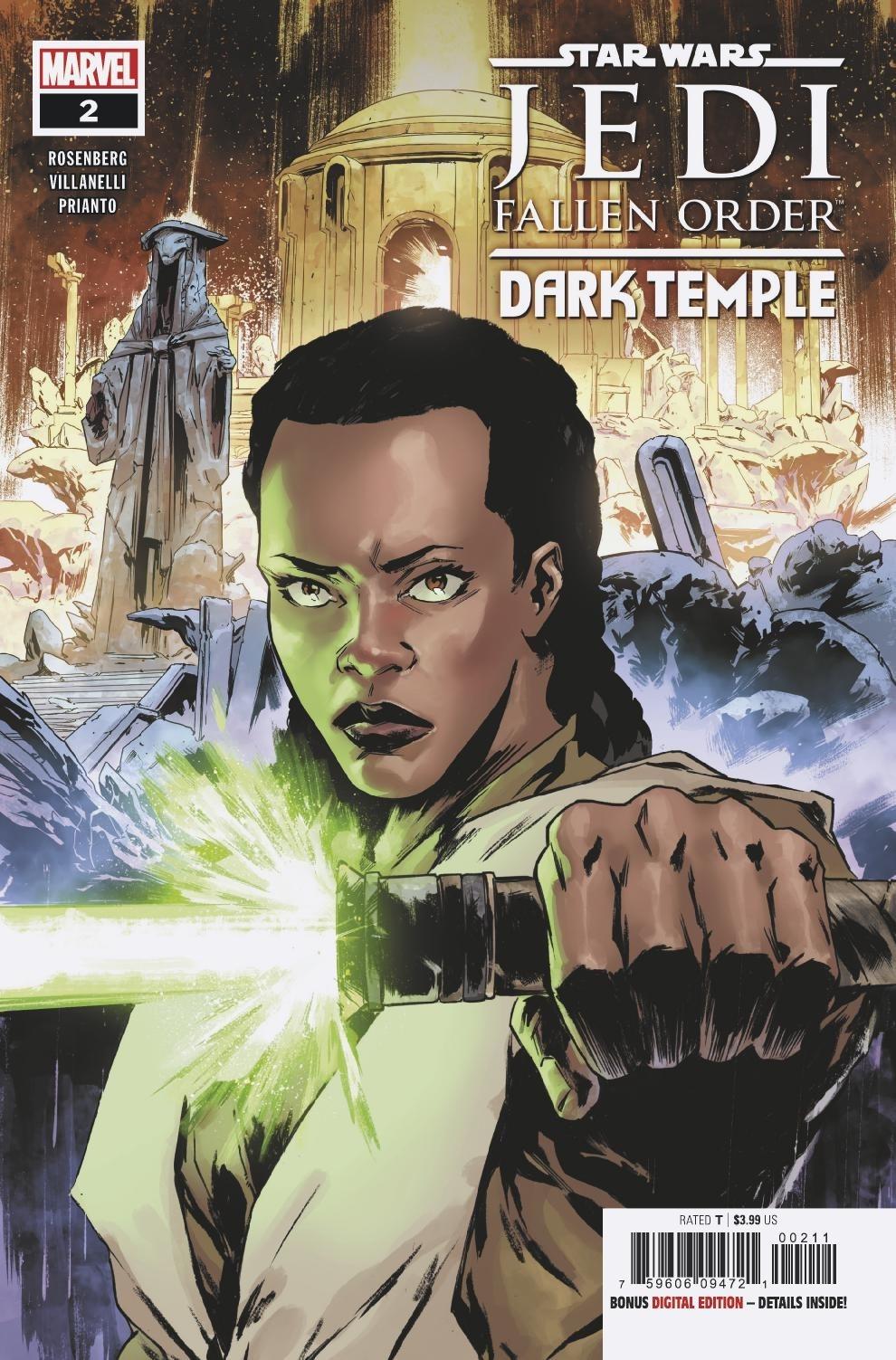 Jedi: Fallen Order: Dark Temple #2 (25.09.2019)