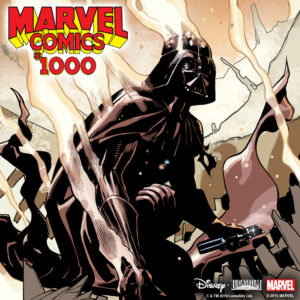 Star Wars in Marvel Comics #1000