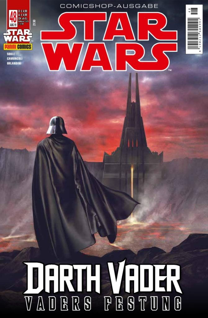 Star Wars #48 (Comicshop-Ausgabe) (24.07.2019)