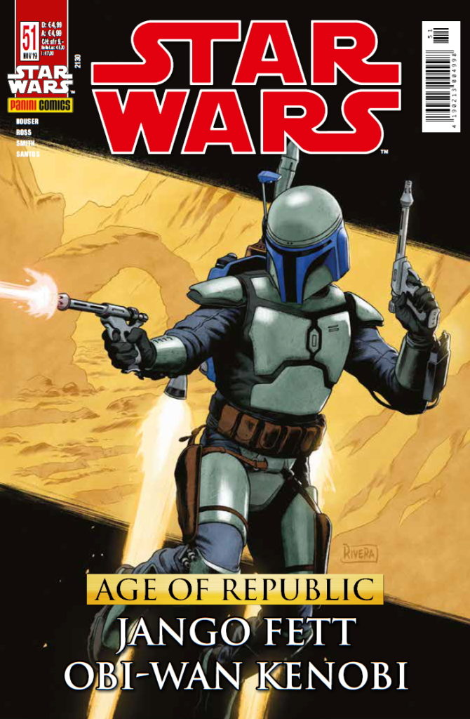 Star Wars #51 (23.10.2019)