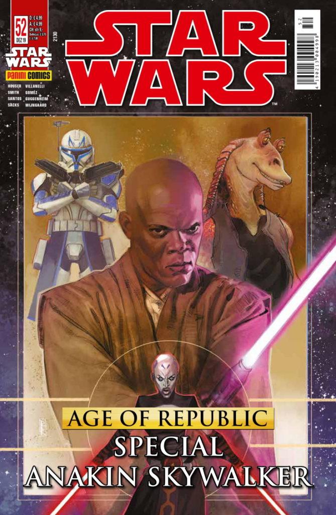 Star Wars #52 (20.11.2019)