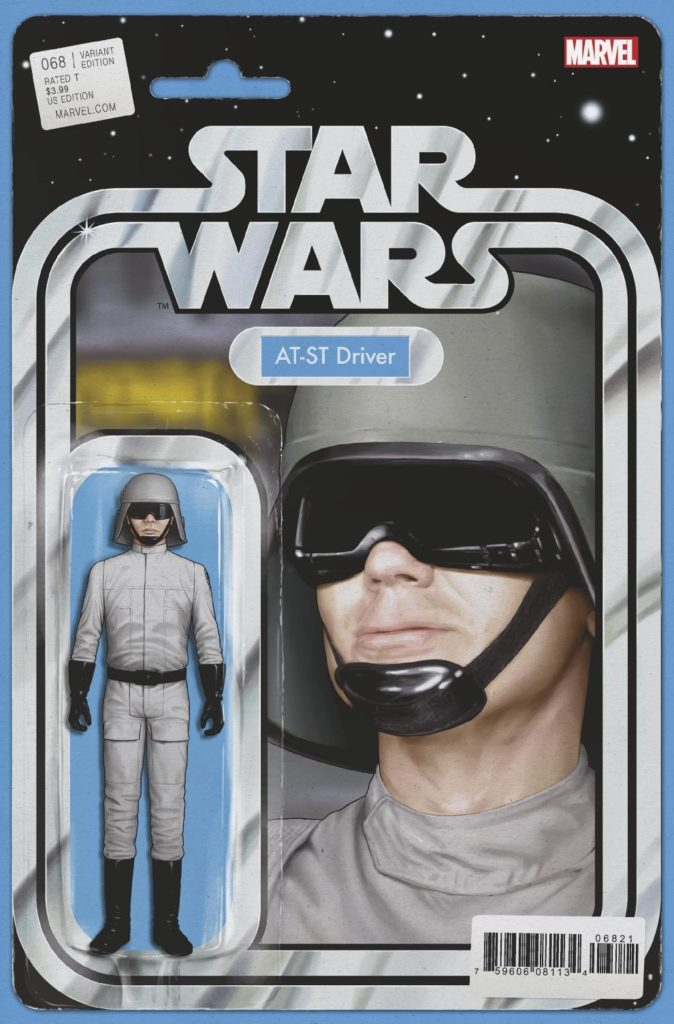 Star Wars #68 (Action Figure Variant Cover) (10.07.2019)