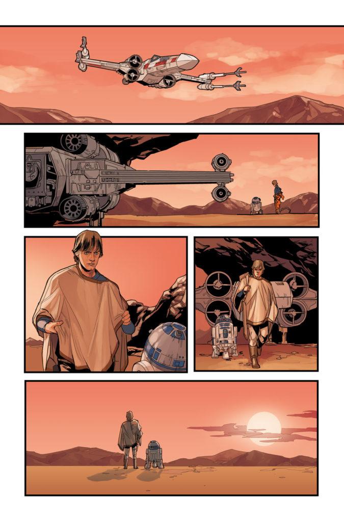 Star Wars #68 - Artwork-Vorschau 1