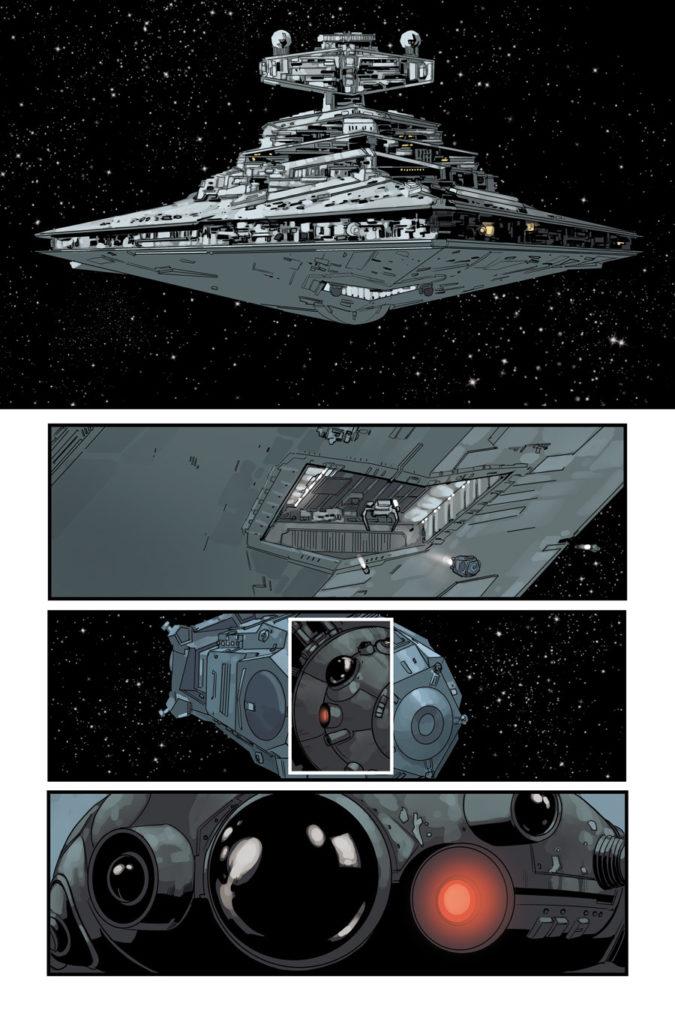 Star Wars #68 - Artwork-Vorschau 2