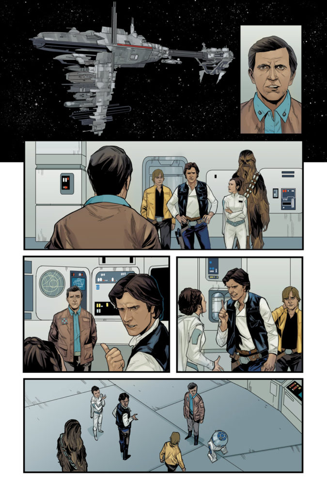 Star Wars #68 - Artwork-Vorschau 4
