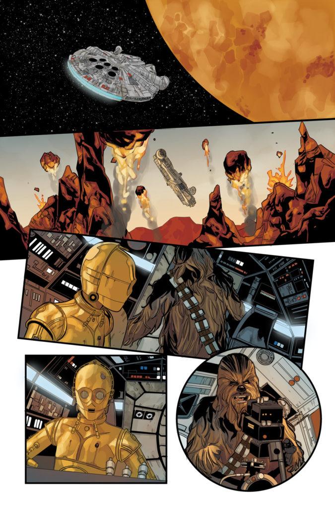 Star Wars #68 - Artwork-Vorschau 5