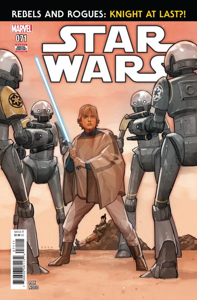 Star Wars #71 (04.09.2019)