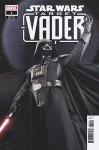 Target Vader #1 (Movie Variant Cover) (03.07.2019)