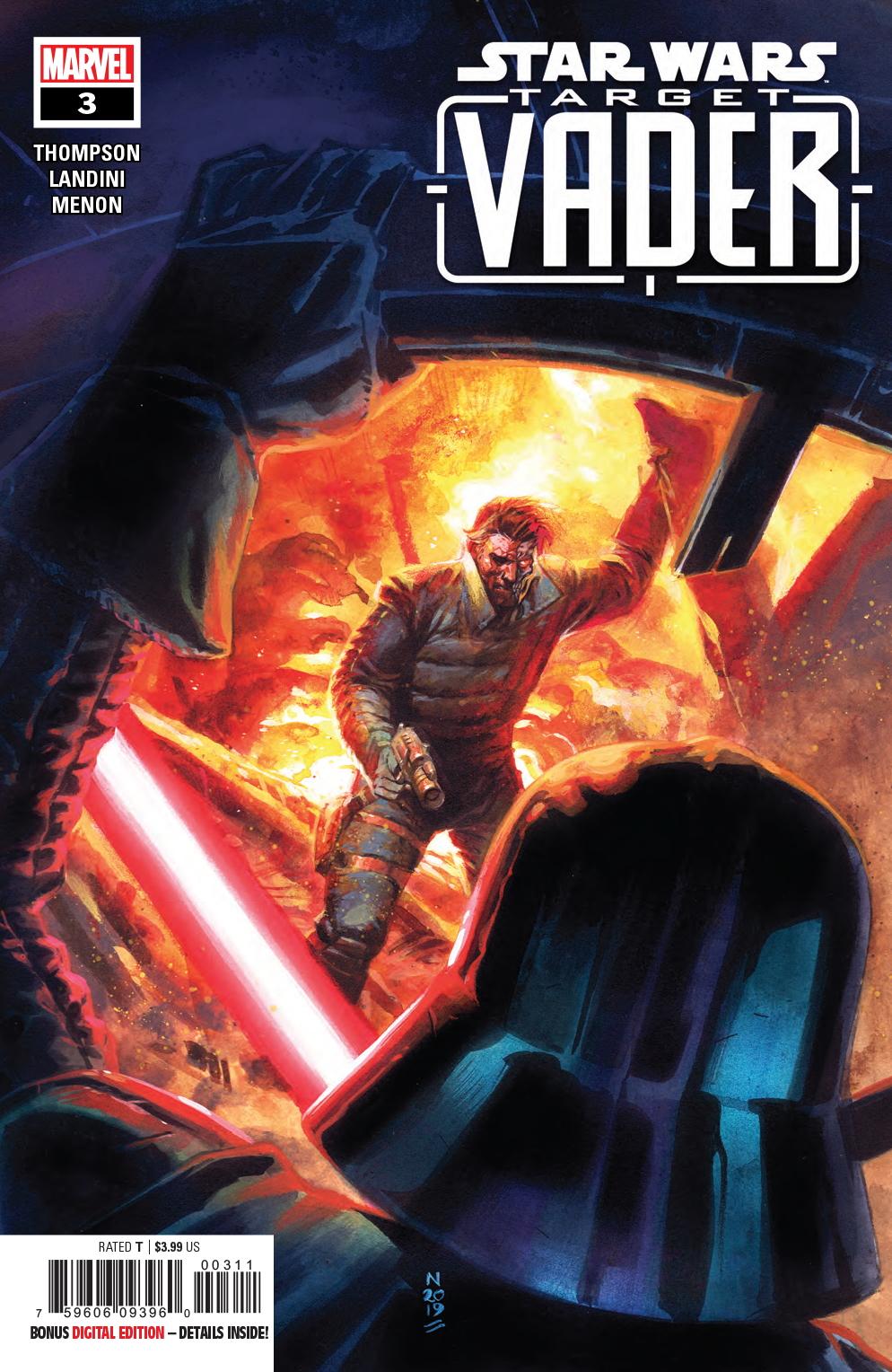 Target Vader #3 (25.09.2019)