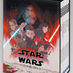 Star Wars: Episodes IV–IX Graphic Novel Adaptation Box Set (10.11.2020)