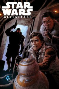 Allegiance #2 (Luke Ross Variant Cover) (16.10.2019)