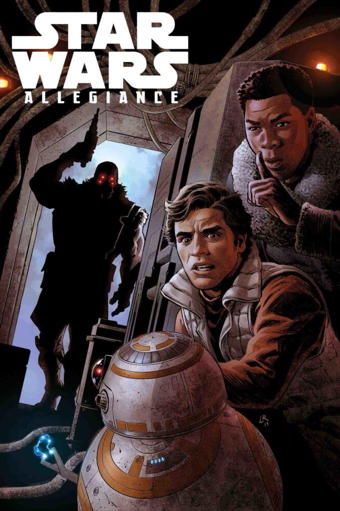 Allegiance #2 (Luke Ross Variant Cover) (16.10.2019)