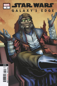 Galaxy's Edge #3 (2nd Printing) (31.07.2019)