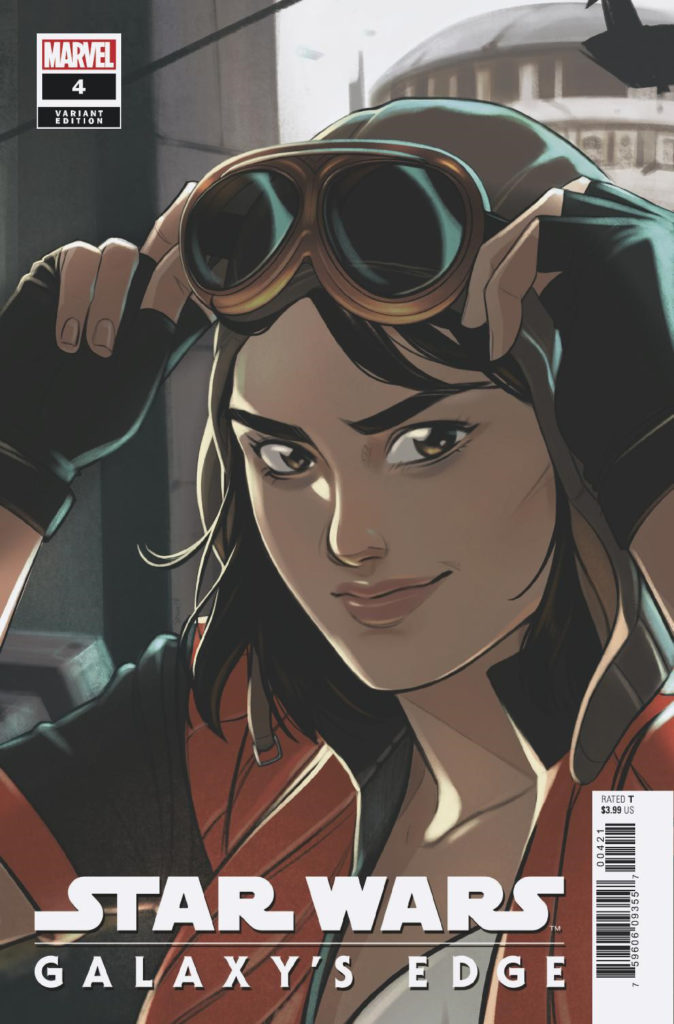 Galaxy's Edge #4 (Stacey Lee Variant Cover) (31.07.2019)