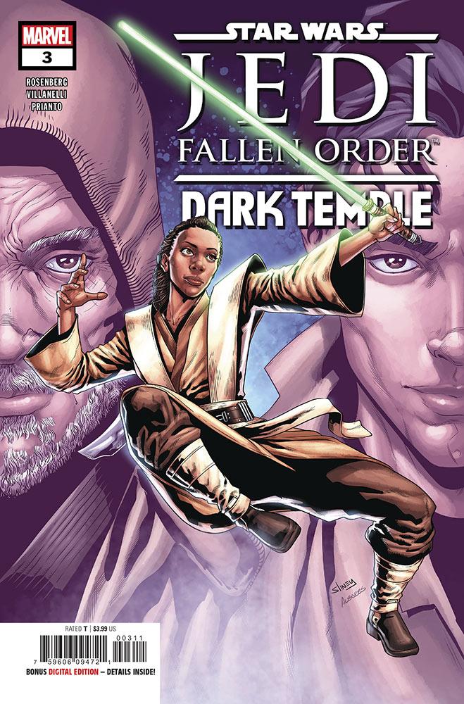 Jedi: Fallen Order: Dark Temple #3 (09.10.2019)
