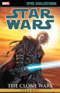 Star Wars Legends Epic Collection: The Clone Wars Volume 3 (07.04.2020)