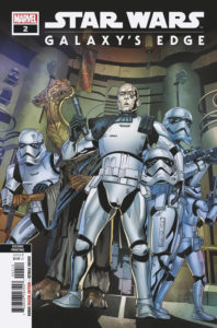 Galaxy's Edge #2 (2nd Printing) (31.07.2019)